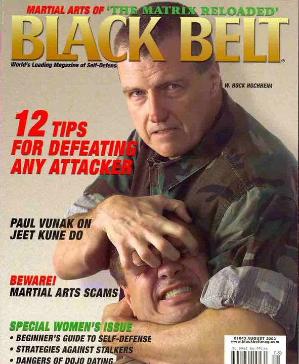 W Hock Hochheim on Black Belt