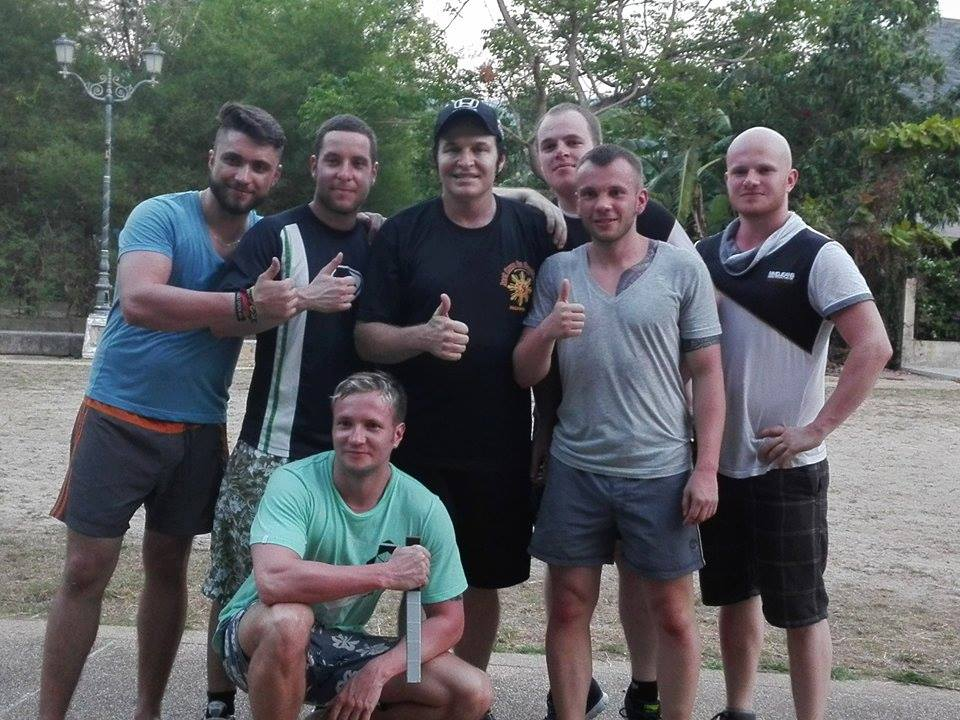 Jeet Kune Do training in Thailand